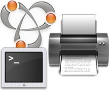 Setting up OS X Printer Drivers