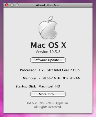 about10.5.8